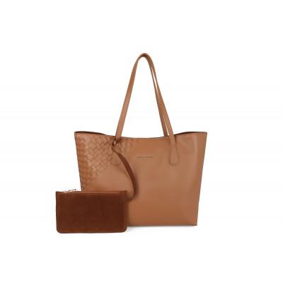 Handtasche Albion | Tan