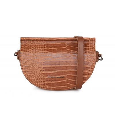 Handtasche Tarlton Croco | Tan