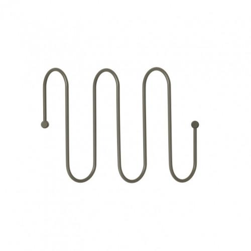 Coat Rack Curl Medium | Grey