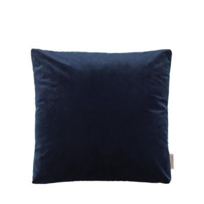 Kissenbezug Voga 45  x 45 cm | Velvet Midnight Blue