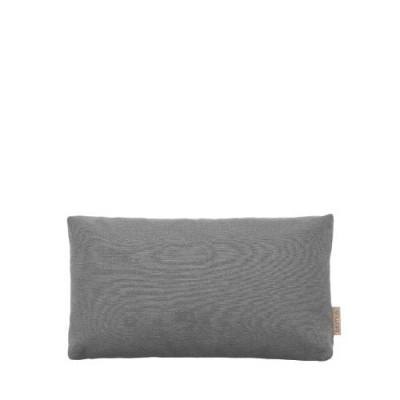 Kissenbezug Casata 50 x 30 cm | Stahlgray