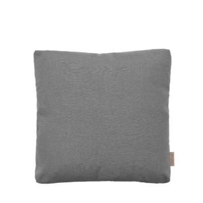 Kissenbezug Casata 45 x 45 cm | Stahlgrau