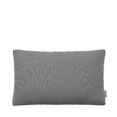 Kissenbezug Casata 60 x 40 cm | Stahlgrau