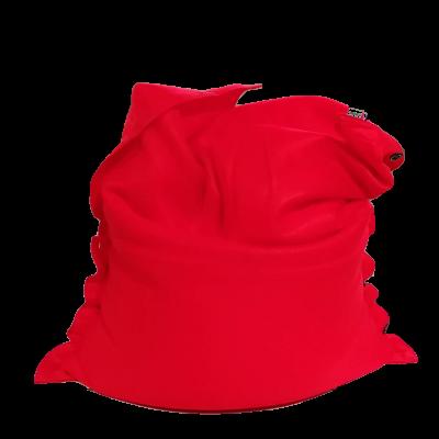 Sitzsack komplett 175 x 125 cm   Rot
