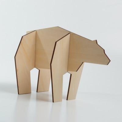 Eisbär   Tierfigur