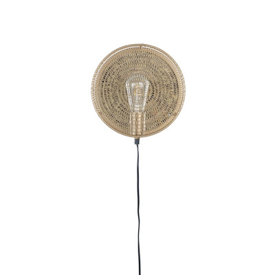 Wandlampe Lea   Brass