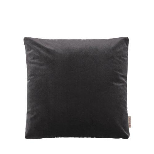 Kussensloop Voga 45  x 45 cm | Velvet Warm Gray