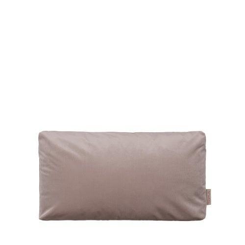Kussensloop Voga 50 x 30 cm   Velvet Bark