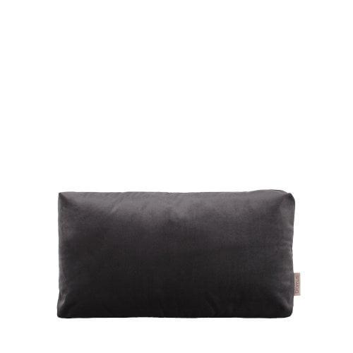 Kussensloop Voga 50 x 30 cm | Velvet Warm Gray