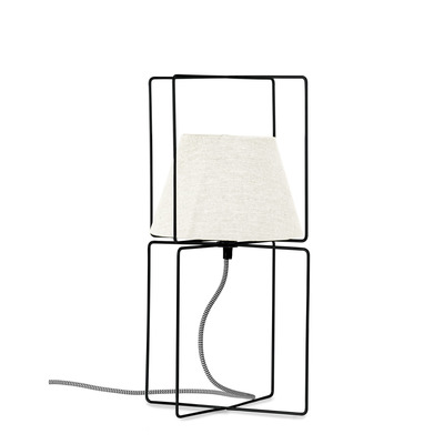 Table Lamp New Kengo | Black and White