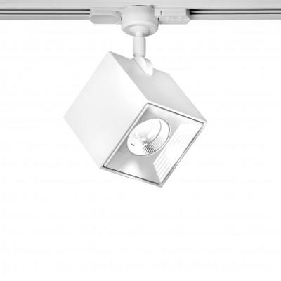 Deckenlampe Dau | Mattweiß lackiert