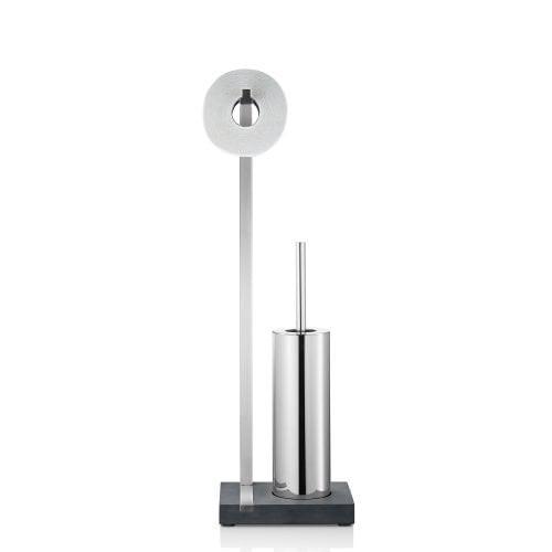 Valet de Toilettes Menoto 64,5 cm | Acier Inoxydable Poli