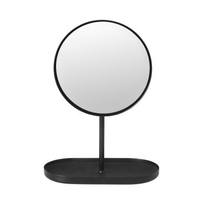 Eitelkeitsspiegel Modo | Schwarz