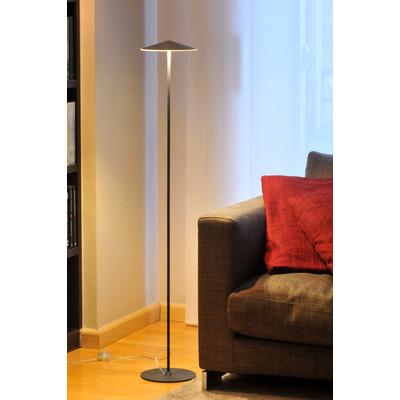 Floor Lamp Pla Ø 20 cm | Black