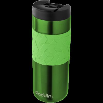 Drinking Bottle Leak-Lock & Easy-Grip 470 ml   Green