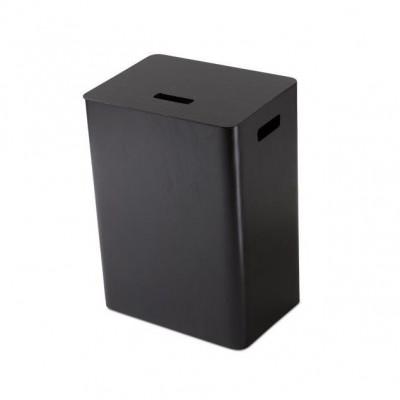 Wooden Laundry Holder | Graphite Black