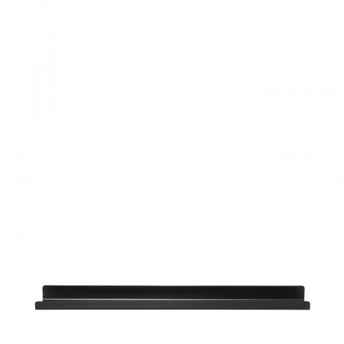 Wandregal Modo 70 cm   Schwarz