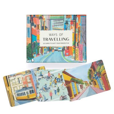 Ways of Travelling Karten