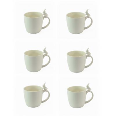 Rabbit Mug | Set of 6