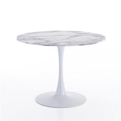 Runder Tisch Kyoto I Weiß