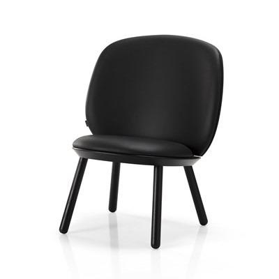 Low Chair Naive | Black
