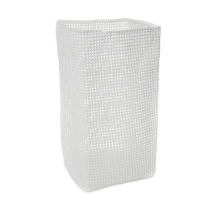 Wäschekorb Flex   Weiß