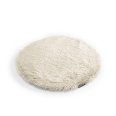 Cushion for Torre Lana I  Ivory-Mottled Natural