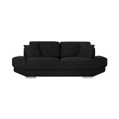 3-Sitzer-Sofa Kaya | Schwarz