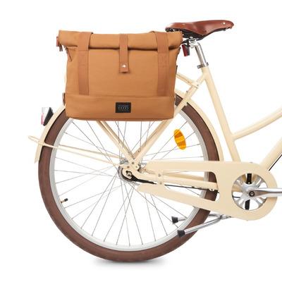 Satchel Fahrradtasche City | Cognac