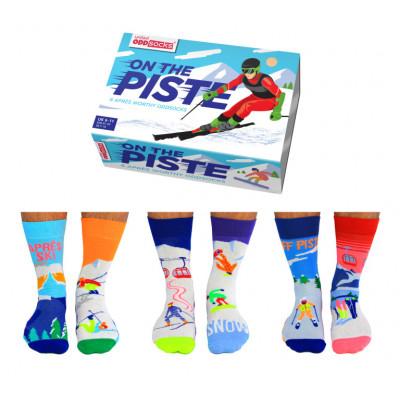 Socks On The Piste   6er-Satz