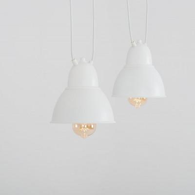Pendant Lamp Adjustable Coben Hangman 2 | White