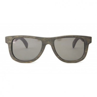 24,6g Wooden Sunglasses   Vintage Black