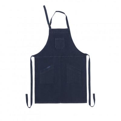 Küchenschürze Classic | Blau Denim