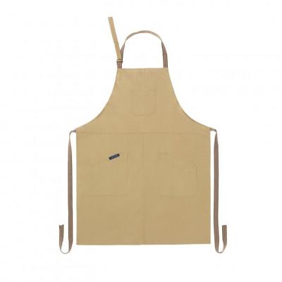 Küchenschürze Classic | Beige Denim