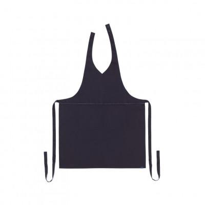 Küchenschürze V-neck Classic | Blau