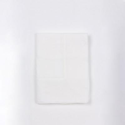 Tischdecke Hemstitched | Weiß