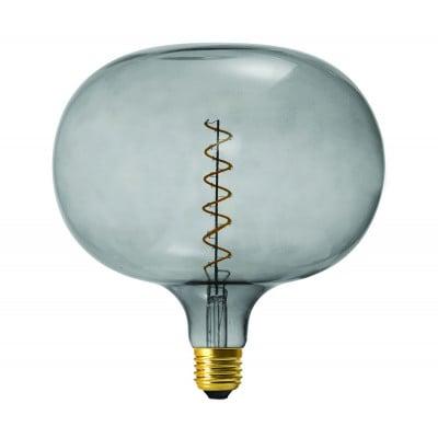 Light Bulb Coriandoli Cobble Maxi | Grey