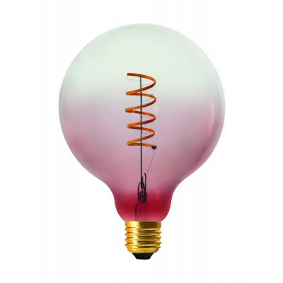 Light Bulb Coriandoli Maxi | Pink / Transparent