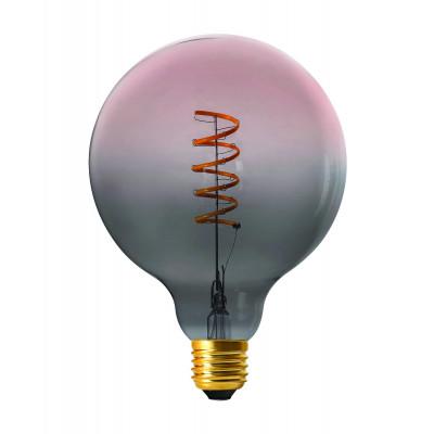 Light Bulb Coriandoli Maxi | Grey / Pink