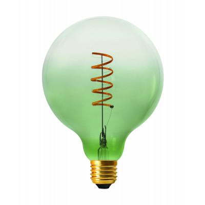 Light Bulb Coriandoli Maxi | Green / Transparent