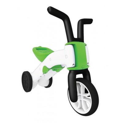 Bunzi 2-in-1 graduelle Balance Fahrrad Grün