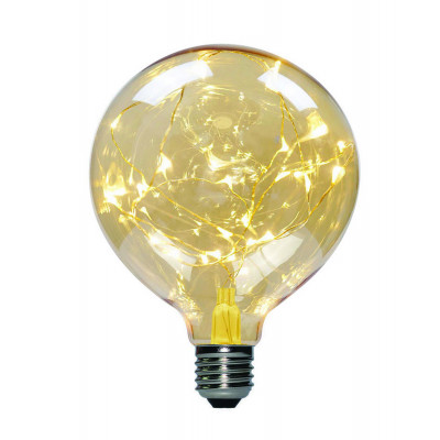 Light Bulb Milleluci Maxi | Gold