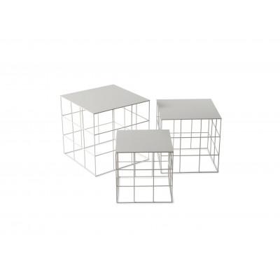 Reton Square 3er-Set | Kaffeetisch