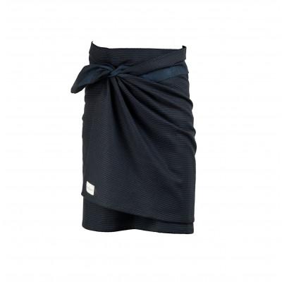 Wrap Around You Towel   Dark Blue