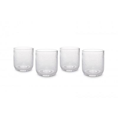 4er-Set Glas Sparkle 33 cl | Transparent