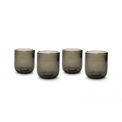 4er-Set Glas Sparkle 33 cl | Getönt