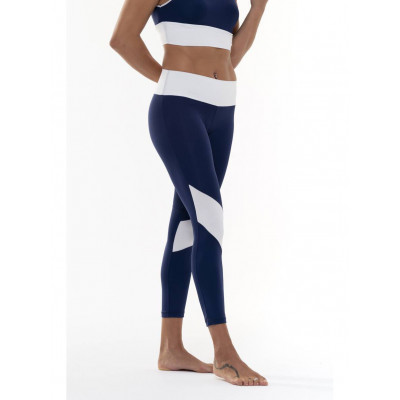 Sport Legging Yoga Details | Marine