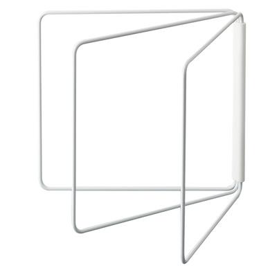 Foldable Dishcloth Hanger - Tower | White