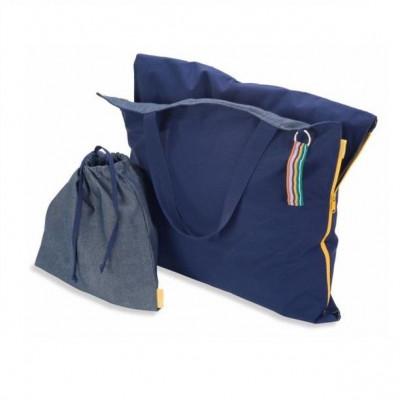 Pillowbag   Navy - Navy