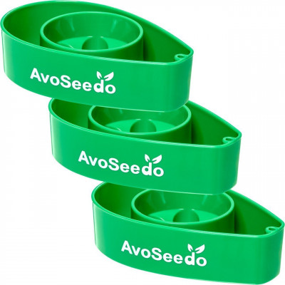 AvoSeedo Set of 3   Green